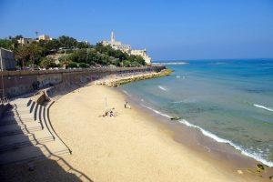 חופשה לנפש בתל אביב
